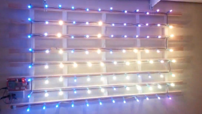 Make Your Own Led Christmas Lights